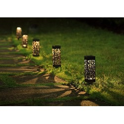 MAGGIFT Solar Garden Lights