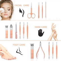 Nail Clippers Set Manicure...