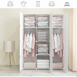 Portable Wardrobe Closet...