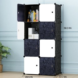 JOISCOPE Portable Wardrobe...