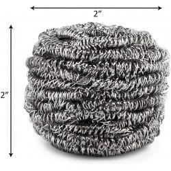 Steel Wool Scrubber Pad...
